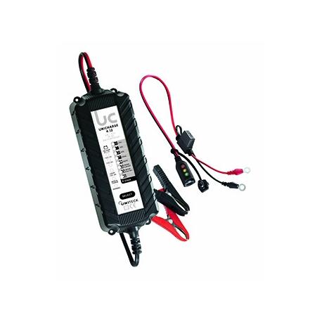 CHARGEUR DE BATTERIE 6/12V - 4A pour batterie 2-120 Ah