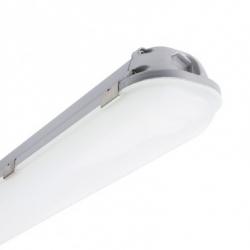 Réglette Étanche LED Aluminium 1500mm 70W