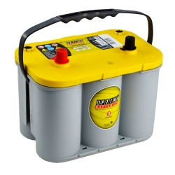 "GAMME BATTERIES ""OPTIMA YELLOWTOP"""