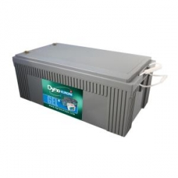BATTERIE DE TRACTION GEL 12V de 100Ah à 210Ah