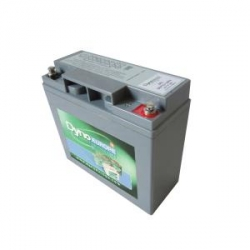 BATTERIE DE TRACTION GEL 12V de 7.5Ah à 85Ah