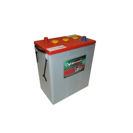 "BATTERIE DE TRACTION PLAQUE TUBULAIRE ""DYNO EUROPE"""