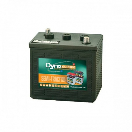 "BATTERIE DE TRACTION PLAQUE PLANE ""DYNO EUROPE"""