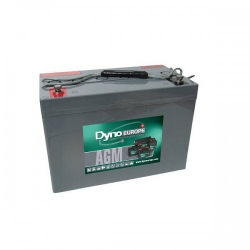 BATTERIE DE TRACTION AGM 12V de 100Ah à 230Ah