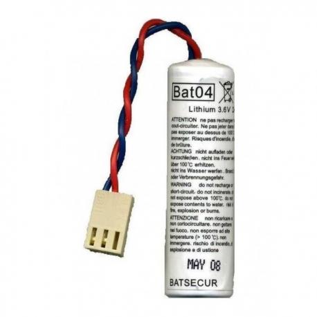 Batterie d'alarme pour Daitem BATLI04