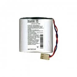 Batterie d'alarme pour Daitem BATLI06