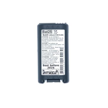 Batterie d'alarme pour Daitem BATLI25