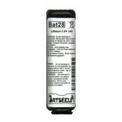 Batterie d'alarme pour Daitem BATLI28
