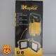 Projecteur de travail KAPITAL KL1600 LED 1.600 lumens rechargeable