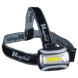 Frontale multimodes 120 Lumens