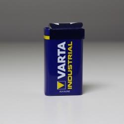 Pile Alcaline VARTA INDUSTRIAL 6LR61 9V