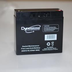 Batterie DSW12-18 Dyno Europe12V 18Ah