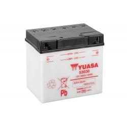 Batterie 12V Yumicron Battery Capacité à 20h (C20): 30 CCA à -18°C: 180