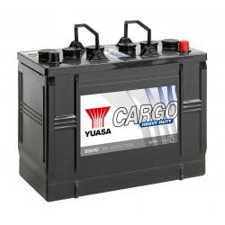 BATTERIE YUASA CARGO 655HD 12V 125AH 720A