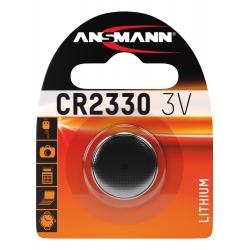 CR2330 - Blister de 1 pile ANSMANN Lithium 3V
