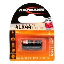 1 pile 4LR44 6V (1 Blister) ANSMANN