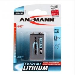 1 pile CR9V (1blister) Camélion 9V Lithium Battery