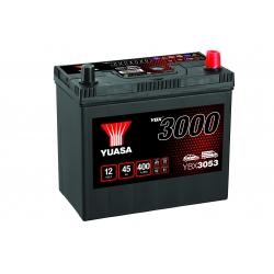 Batterie 12V 45Ah 400A Yuasa SMF YBX3053