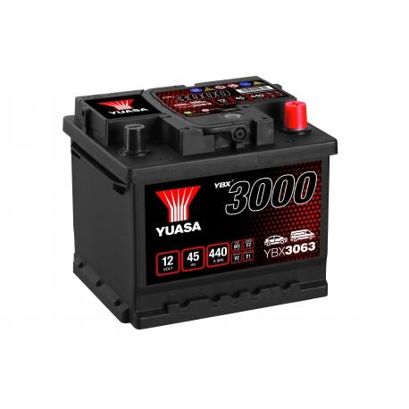 Batterie 12V 45Ah 425A Yuasa SMF