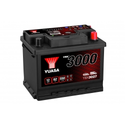 Batterie 12V 60Ah 550A Yuasa SMF
