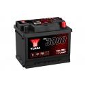 Batterie 12V 60Ah 550A Yuasa SMF YBX3027
