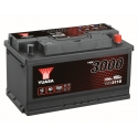 Batterie 12V 80Ah 720A Yuasa SMF YBX3110
