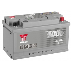 Batterie 12V 85Ah 800A Yuasa SMF YBX5110