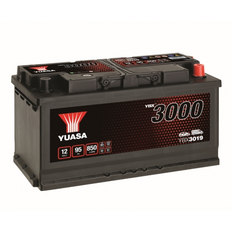 Batterie 12V 95Ah 850A Yuasa SMF