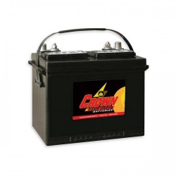 BATTERIE DEEP CYCLE 12V 75AH/C20 MAINT FREE