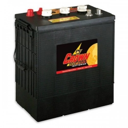 BATTERIE DEEP CYCLE 6V 305AH/C20 255AH/C5