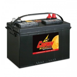 BATTERIE DEEP CYCLE 12V 115AH/C20 90AH/C5