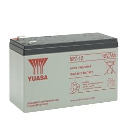 Batterie NP7-12 YUASA 12V 7Ah