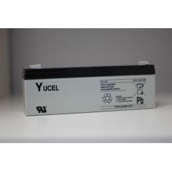 Batterie Y2.1-12 YUCEL 12V 2.1Ah