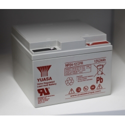 Batterie NP24-12 YUASA 12V 24Ah