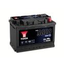 Batterie 12V 70Ah 760A Yuasa AGM Start Stop YBX9096