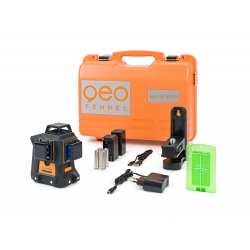Laser vert multi lignes Geo6x SP GREEN KIT automatique GeoFENNEL
