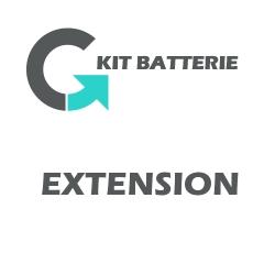 KIT BATTERIE GTEC AP160N-BP10K-209