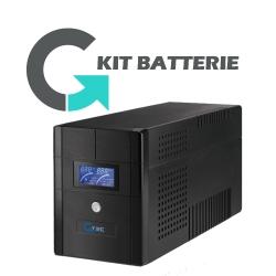 KIT BATTERIE GTEC LP120-2000