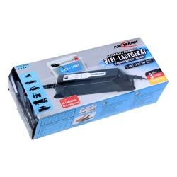 Chargeur ANSMANN ALCT6-24/2 au plomb pour batteries au plomb 6V/12V/24V, SLA