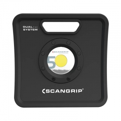 Projecteur portatif Rechargeable LED SC42-NOVA-5K-CR SCANGRIP