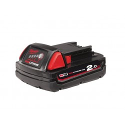 Batterie Milwaukee M18B2 18V Li-Ion 2.0Ah