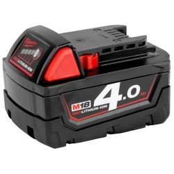 Batterie Milwaukee M18B4 18V Li-Ion 4.0Ah
