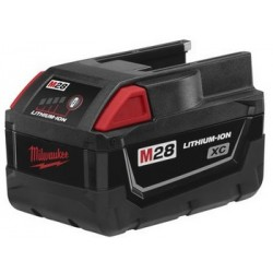 Batterie Milwaukee M28, V28 28V Li-Ion 3.0Ah