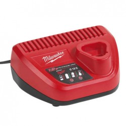 Chargeur Milwaukee C12C 12V / Li-Ion
