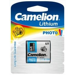 1 pile CR-P2 (1 Blister) Camélion Photo Lithium Batteries