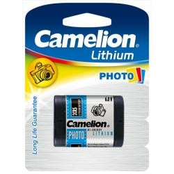 1 pile 2CR5 (1 Blister) Camélion Photo Lithium Batteries