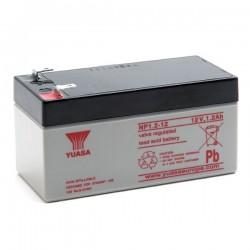 Batterie NP1.2-12 YUASA 12V 1.2Ah