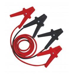 Câbles de démarrage 25mm² - Lg 3500mm
