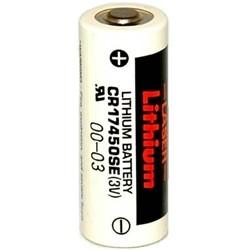 Pile lithium 3V 2500mAh Sanyo CR17450SE