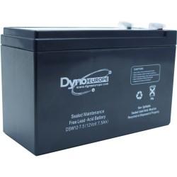 Batterie DSW12-7.5 Dyno Europe 12V 7.5Ah